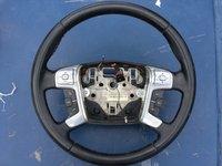 Volan piele cu comenzi pilot Ford Momdeo 4 mk4 2007-2014