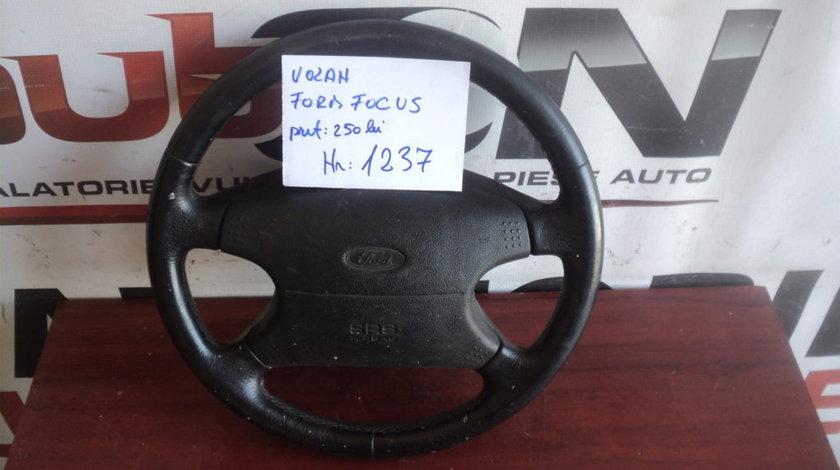 Volan piele ford focus cod 95BB13318 AB
