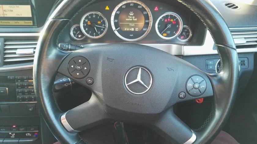 Volan piele Mercedes E220 cdi w212