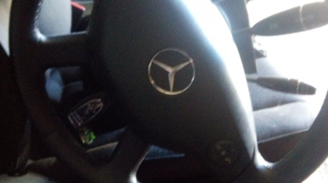 Volan piele Mercedes S class w221