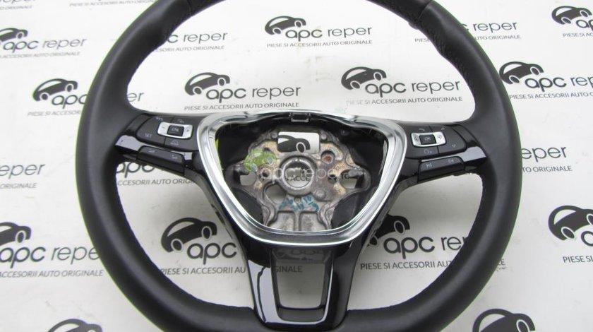 Volan piele Original Comenzi VW POLO / VW Golf VII Original 5G0419091