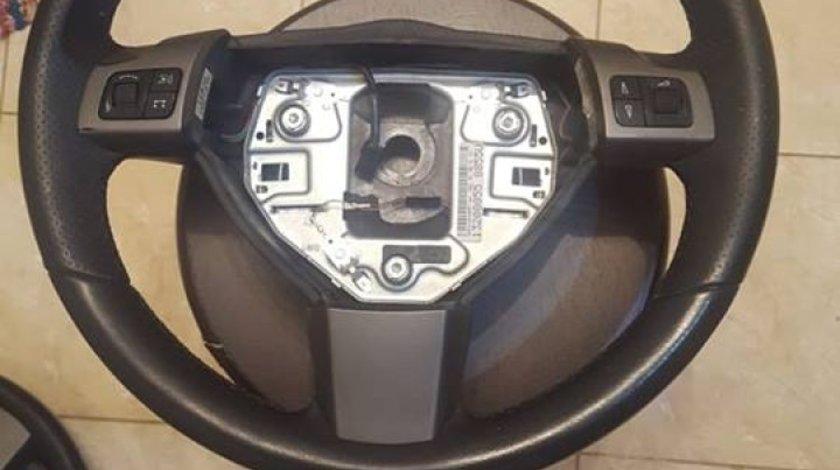 Volan piele SPORT cu comenzi pt. Opel Astra H / Zafira B