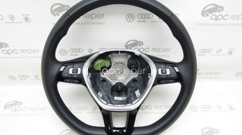 Volan tesit cu comenzi VW Jetta 5C / VW Passat - Cod: 5C0419091BL