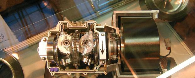 Volanta cinetica, viitorul masinilor hibrid?