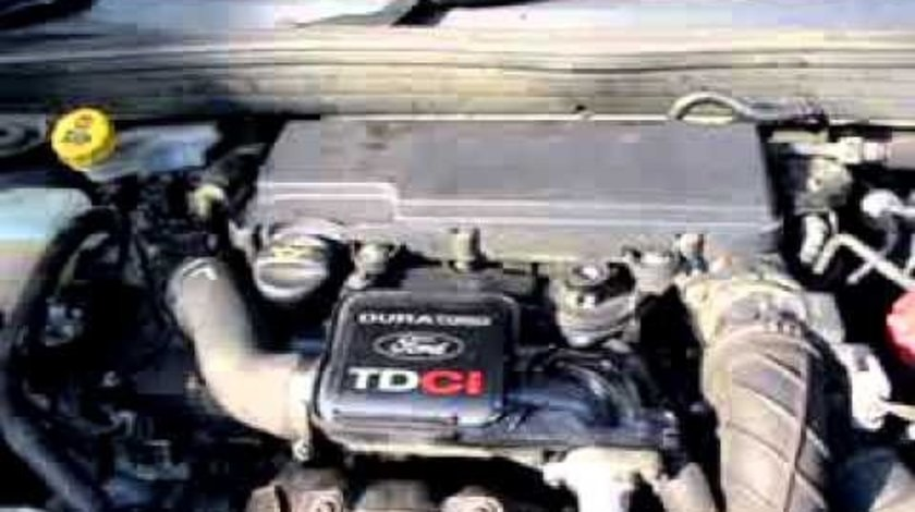 Volanta Ford Fiesta, Ford Fusion 1.4 TDCI