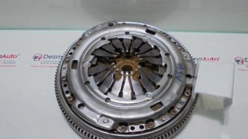 Volanta masa dubla cu placa presiune 038105264E, Skoda Octavia,1.9tdi