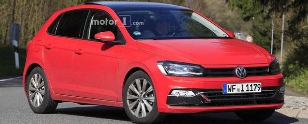 Volkswagen a anuntat data exacta a lansarii noului Polo