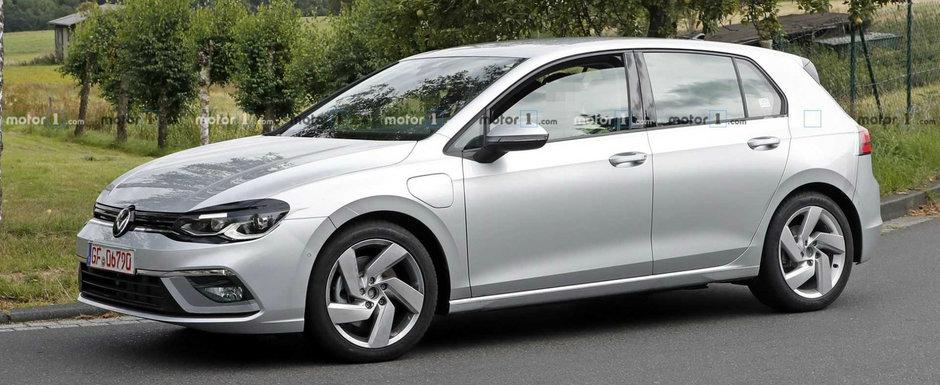 Volkswagen a anuntat in sfarsit data exacta la care va prezenta noul Golf 8