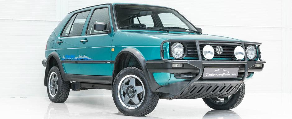 Volkswagen a fabricat numai 7.735 de masini in total. Una se vinde acum pentru aceasta suma de bani