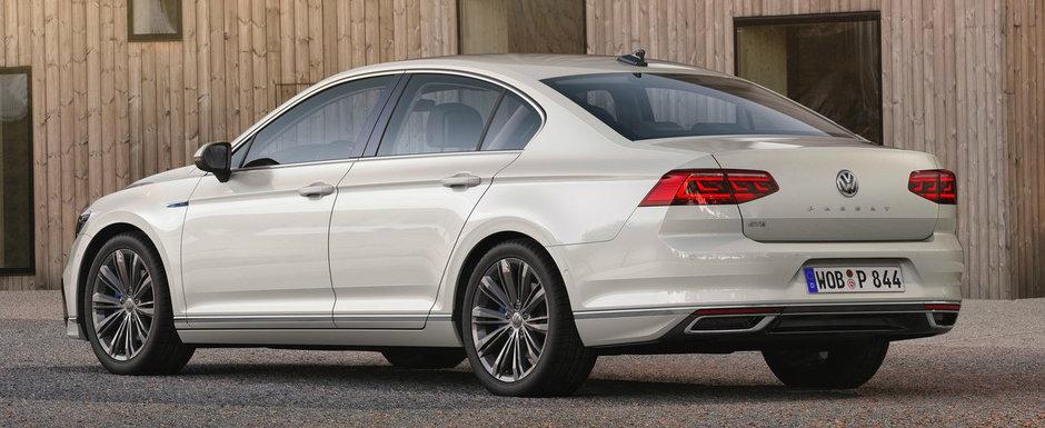 Volkswagen a ieftinit deja noul Passat. Uite cat costa acum masina germana pe piata din Romania