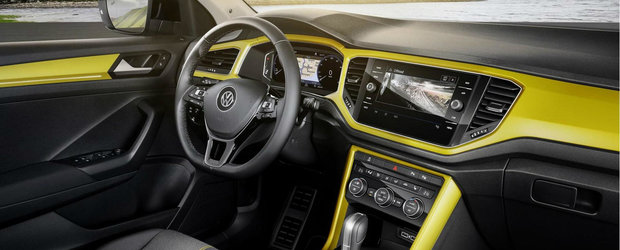 Volkswagen a lansat cel mai ieftin crossover al companiei. FOTO