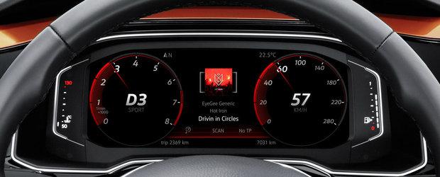 Volkswagen a lansat si in Romania cea mai noua masina a companiei. Costa putin peste 13.000 de euro