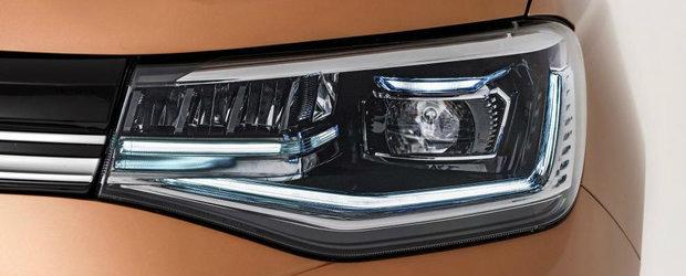 Volkswagen a prezentat oficial masina camuflata in Dacie. Uite cum arata versiunea de serie