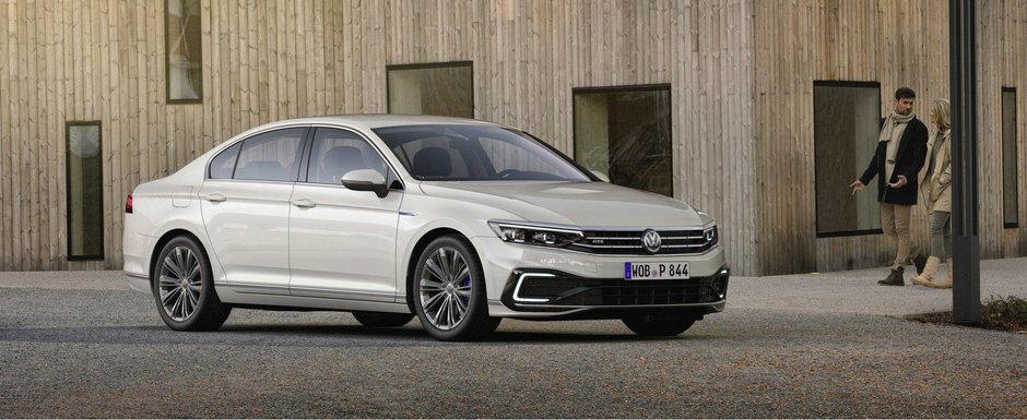 Volkswagen a publicat acum toate detaliile. Uite cat costa noul Passat Facelift!