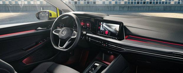 Volkswagen a publicat acum toate detaliile oficiale. Acesta este noul Golf 8!