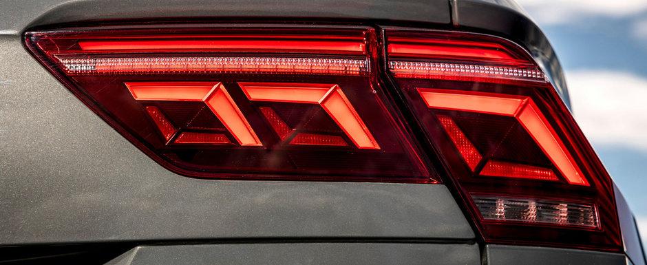 Volkswagen a pus pe Tiguan motorul de pe Golf GTD. Cat costa in Romania noul model