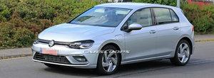 Volkswagen a renuntat sa-l mai ascunda de noi. Acum toti putem vedea cum arata, de fapt, noul Golf 8!