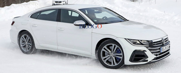 Volkswagen a scos in teste masina asteptata de toata lumea. Fa cunostinta cu noul Arteon R!