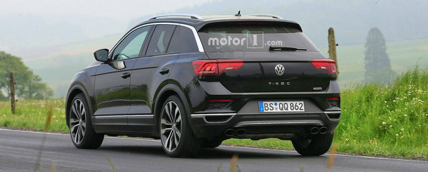 Volkswagen a scos in teste masina cu sase evacuari. Ce incearca sa ascunda compania germana