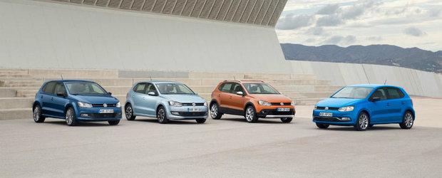 Volkswagen aduce la Geneva noua gama de Polo BlueGT, CrossPolo si Plus