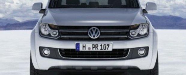 Volkswagen Amarok - Dezbracat de inhibitii
