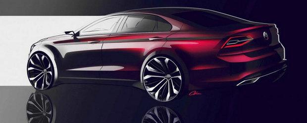 Volkswagen anunta doua mari surprize pentru Salonul Auto de la Beijing
