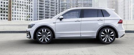 Volkswagen anunta pretul noului Tiguan. IATA cat costa crossover-ul german
