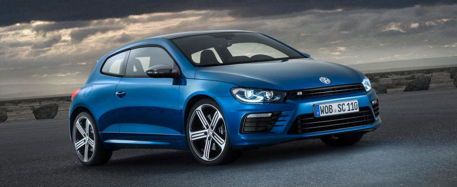 Volkswagen anunta un facelift pentru Scirocco. Cum arata noul model