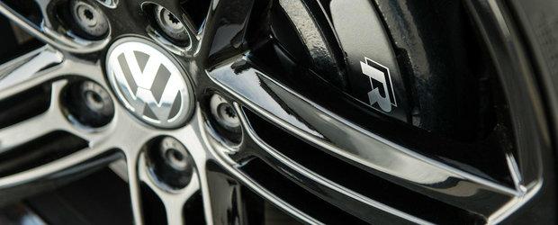Volkswagen anunta un nou model din seria R si nu are nicio treaba cu gama Golf