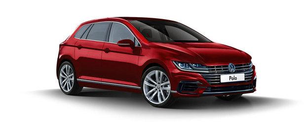 Volkswagen ar da lovitura cu el! Cum trebuie sa arate noul Polo ca sa bata Fiesta si Clio
