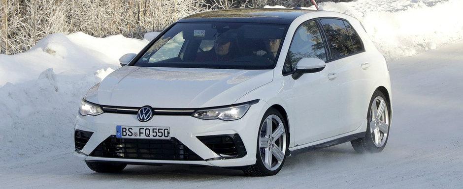 Volkswagen ar fi vrut sa ofere noul Golf R cu motor de RS3, insa sefii de la Audi s-au opus