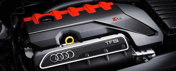 Volkswagen ar putea imprumuta de la Audi motorul in cinci cilindri. Pe ce model va fi montat propulsorul de 400 CP