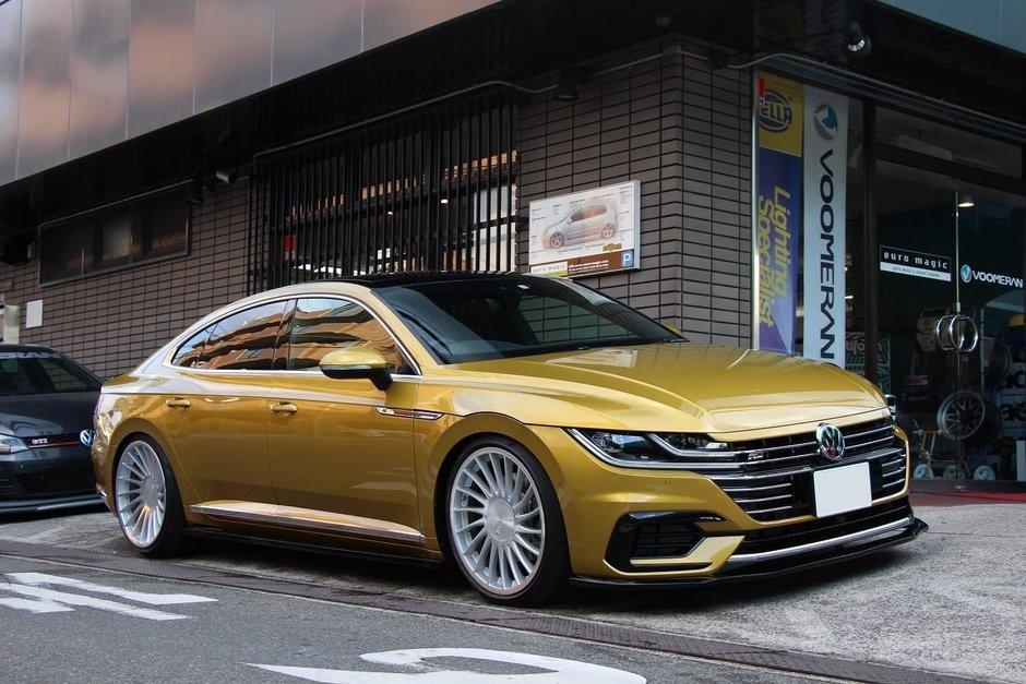 Volkswagen Arteon de la Voomeran