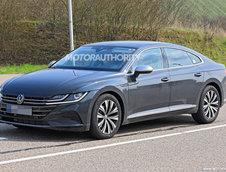 Volkswagen Arteon Facelift necamuflat