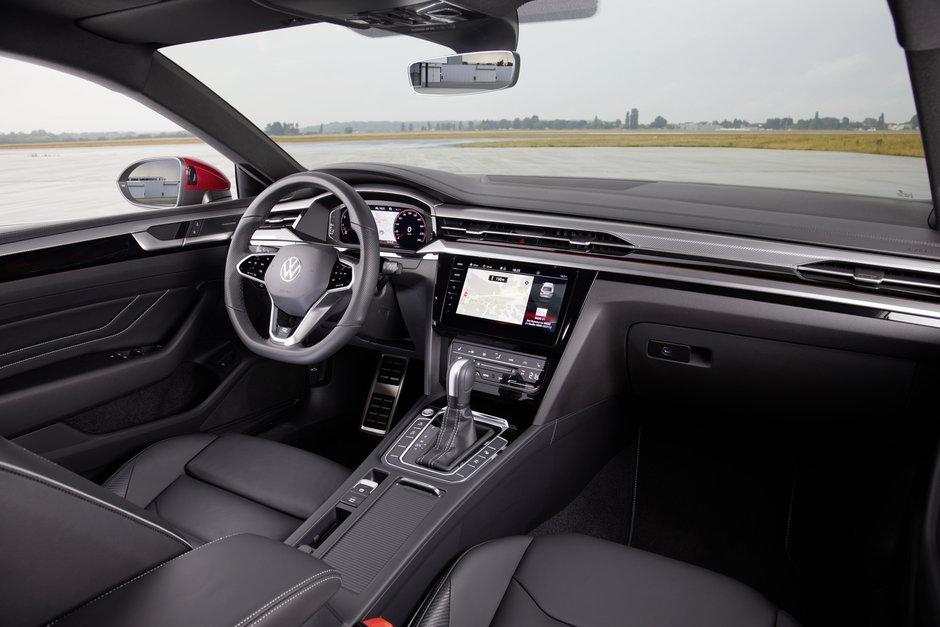 Volkswagen Arteon Facelift