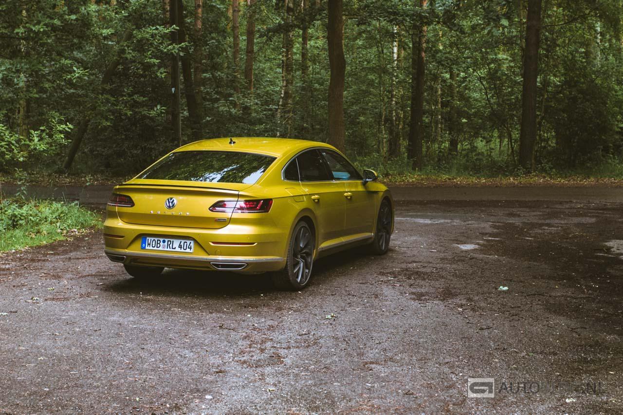 Volkswagen Arteon - Poze reale - Volkswagen Arteon - Poze reale