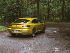 Volkswagen Arteon - Poze reale