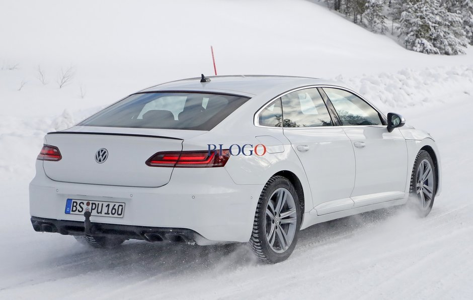 Volkswagen Arteon R - Poze Spion