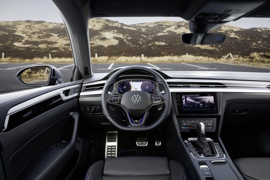 Volkswagen Arteon R si Arteon R Shooting Brake