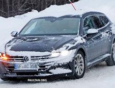 Volkswagen Arteon Shooting Brake - Poze Spion