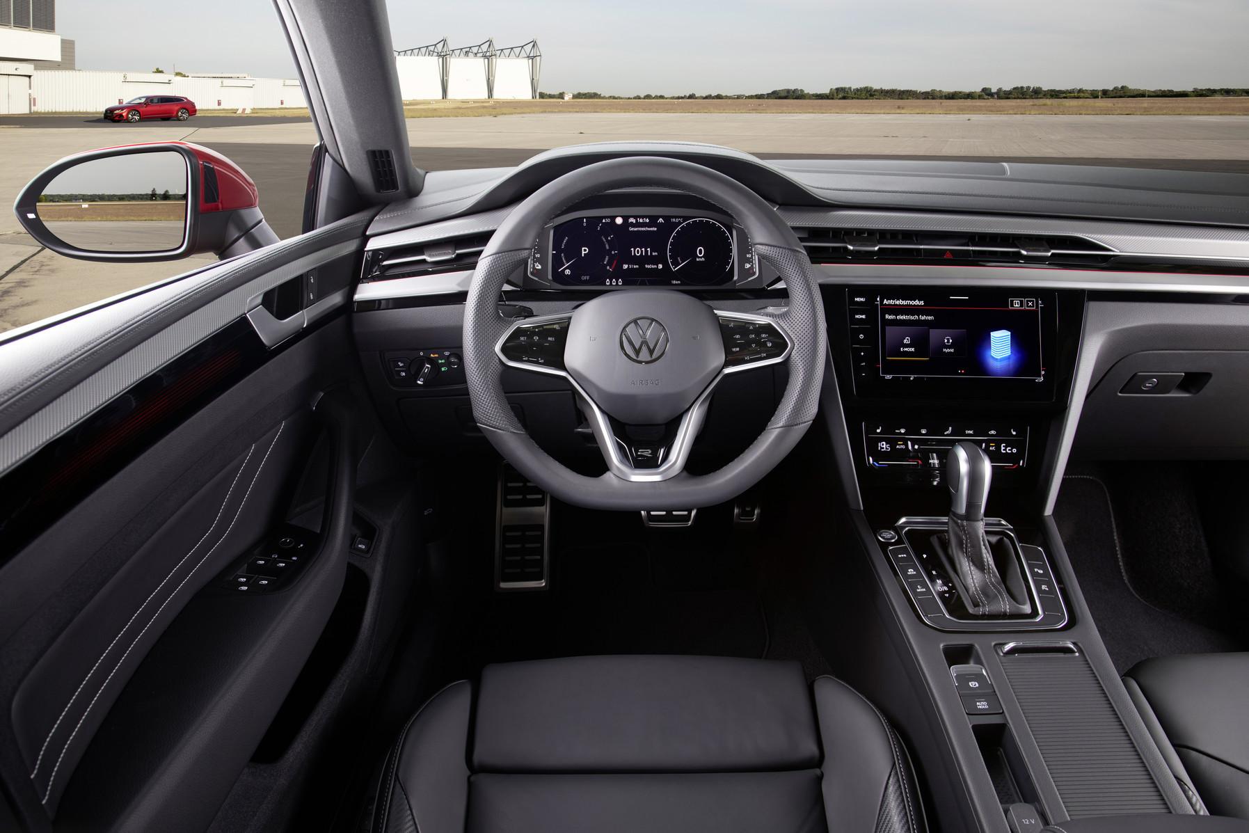 Volkswagen Arteon Shooting Brake - Volkswagen Arteon Shooting Brake