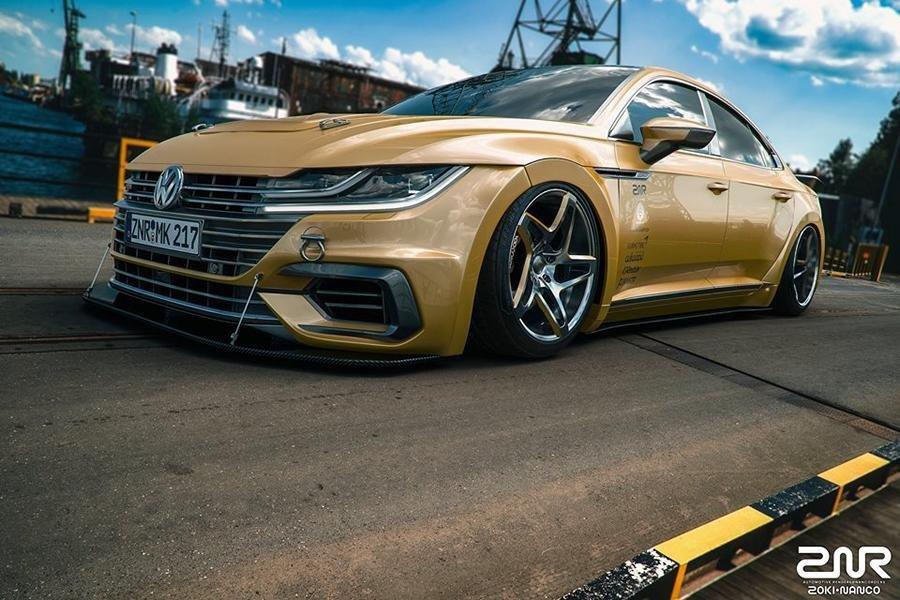 Volkswagen Arteon - Tuning virtual