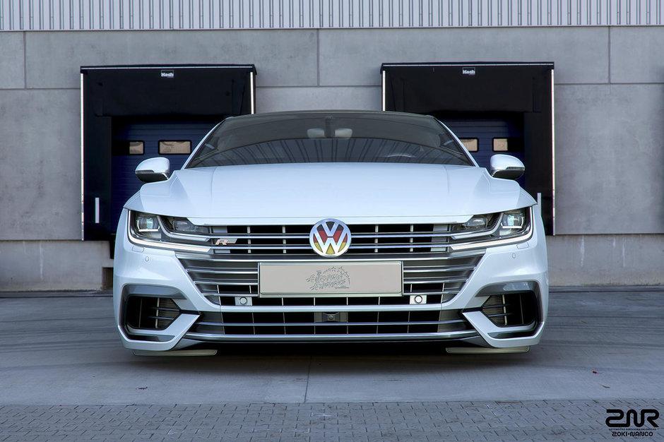 Volkswagen Arteon- Virtual Tuning