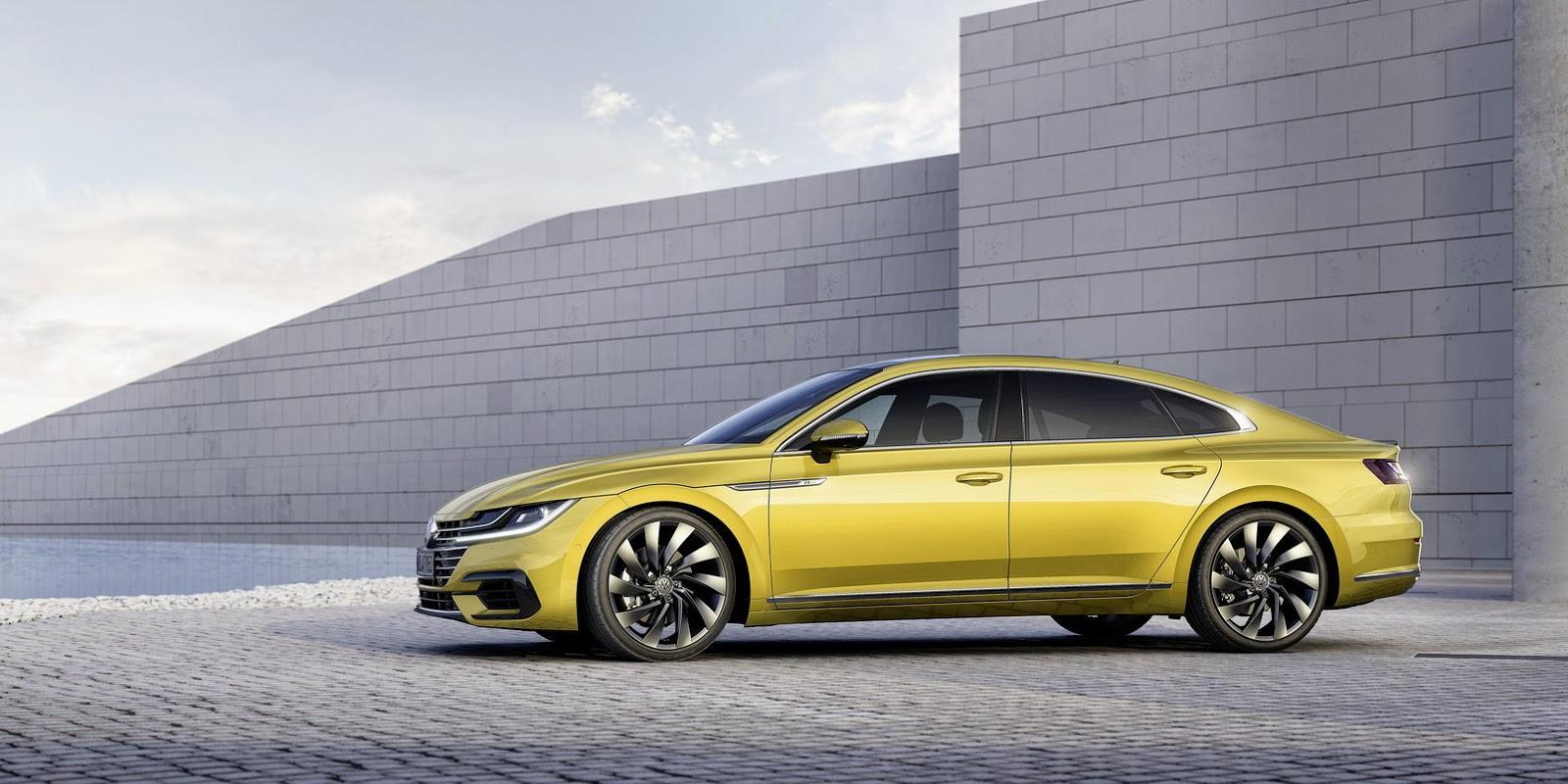Volkswagen Arteon - Volkswagen Arteon