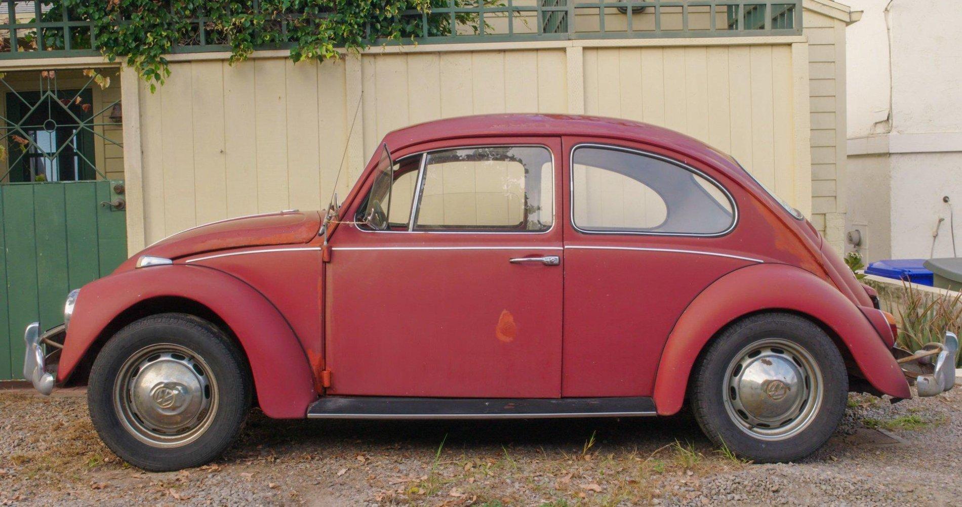 Volkswagen Beetle din '66 restaurat complet - Volkswagen Beetle din '66 restaurat complet