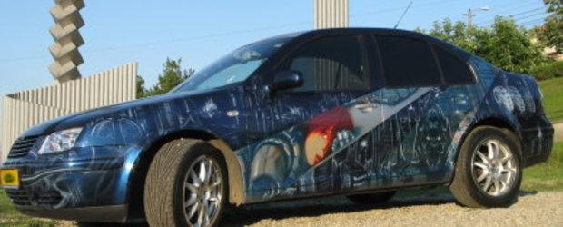 Volkswagen Bora by MBC Paint Vision