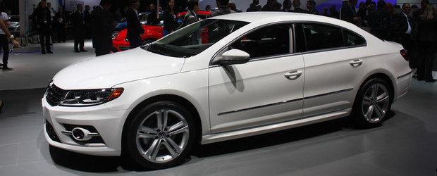 Volkswagen CC R-Line 2013 a ajuns la Los Angeles