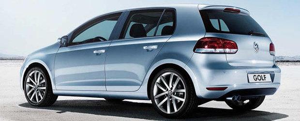 Volkswagen, cea mai vanduta marca pe continentul european in luna iulie