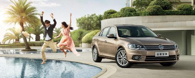 Volkswagen cheama in service aproape 700.000 de masini in China