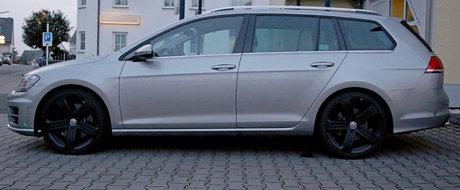 Volkswagen cocheteaza cu ideea lansarii unui Golf R break. Ai cumpara asa ceva?